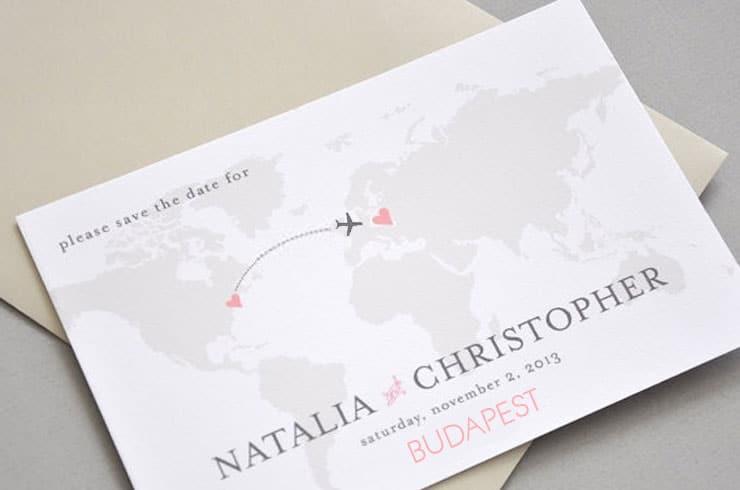 Esküvőszervezés külföldről