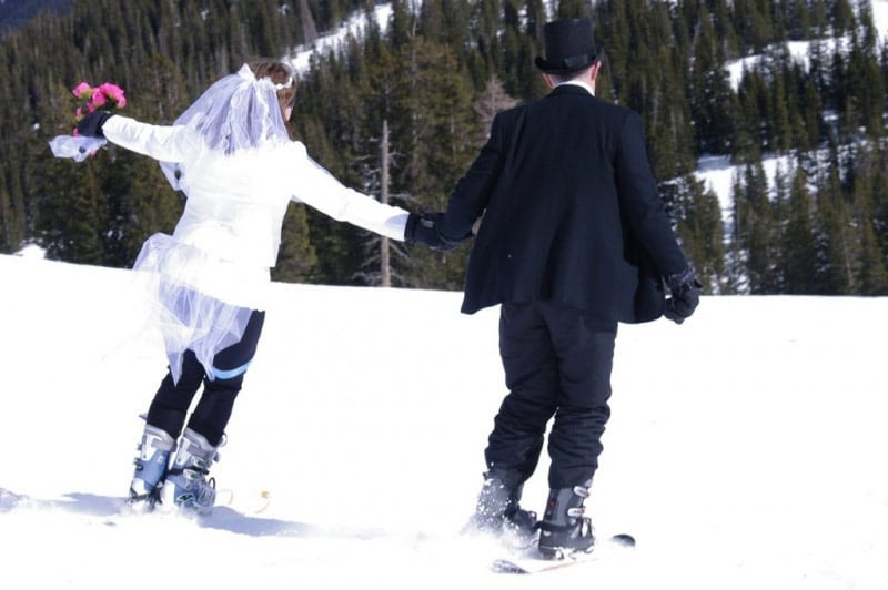 Téli esküvő? – Bátran!