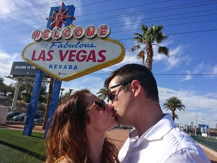 Esküvő szervezése Las Vegasba