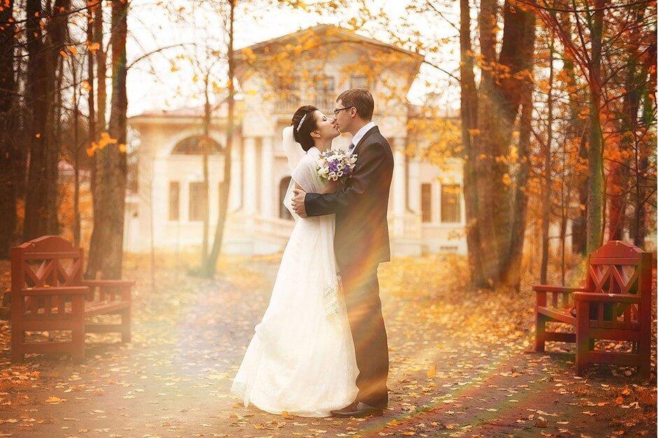Őszi esküvő szervezése