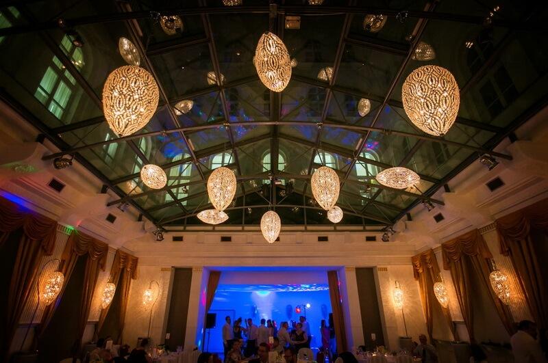 Gerbeaud Atrium, esküvői helyszín