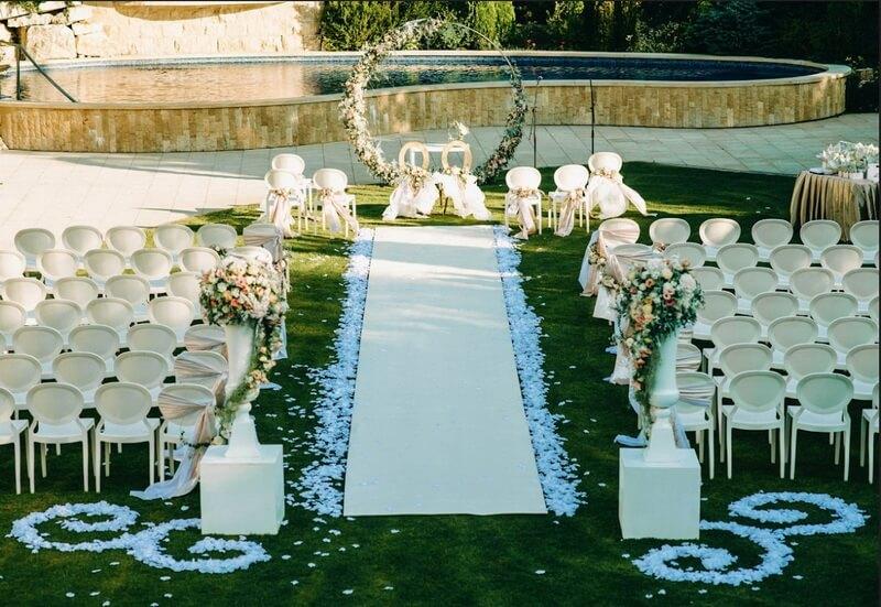 Gottwald Hotel, esküvői helyszín