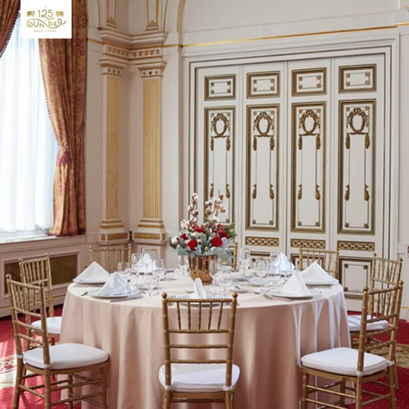Gundel étterem, esküvői helyszín