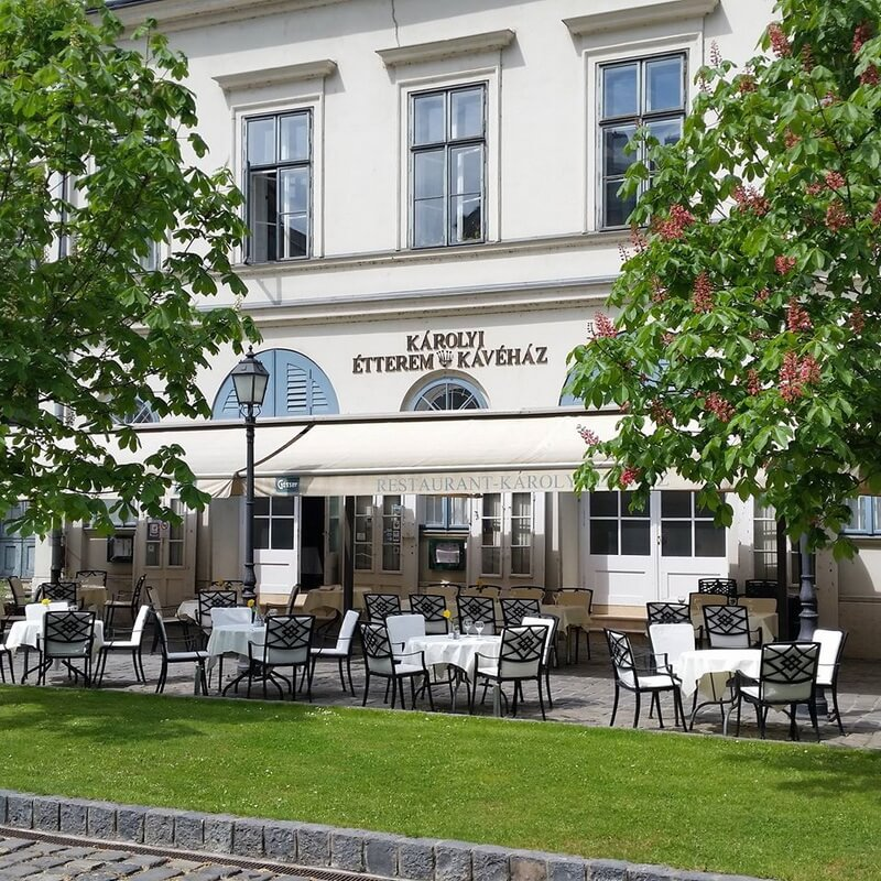 Károlyi Kert, esküvői helyszín