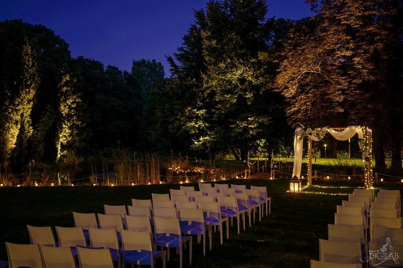 Teleki Tisza Kastély, esküvői helyszín